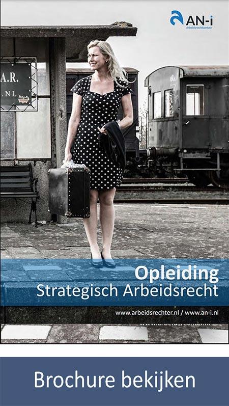 Brochure Arbeidsrecht cursus